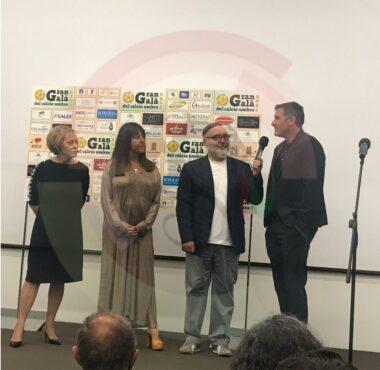 """Lucarelli premio """"Ernesto Bronzetti"""""""