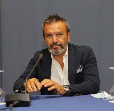 Luca Leone direttore sportivo Ternana