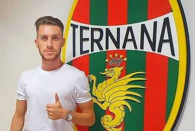 Matteo Ortolani Ternana